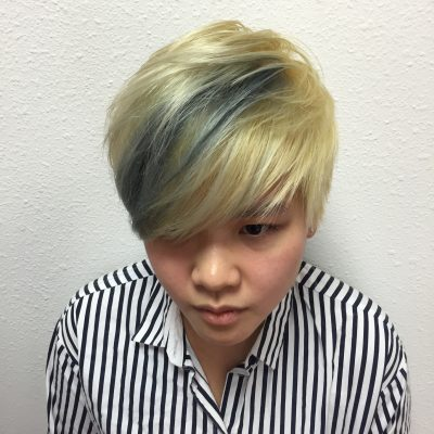 Hair Color & Cut